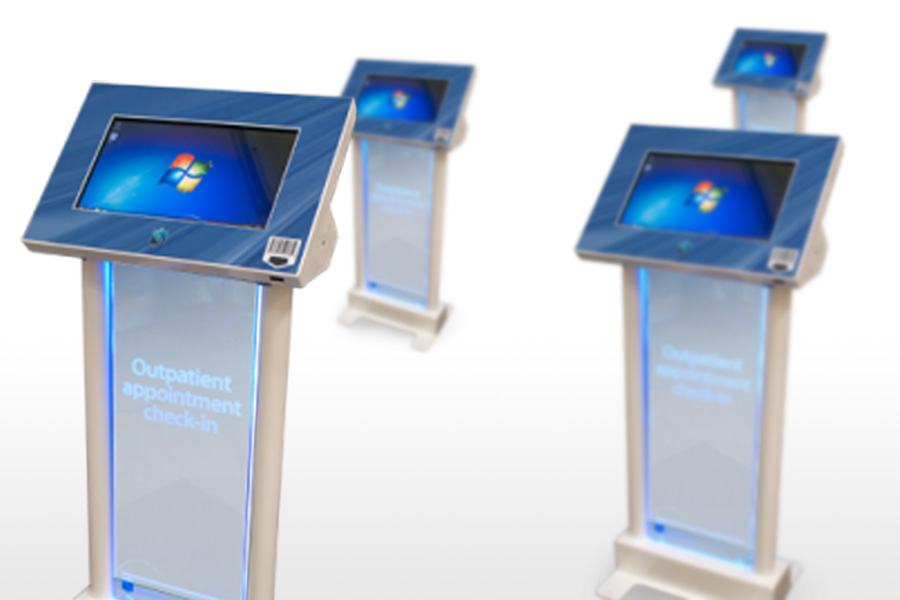 Make Ready kiosks go live